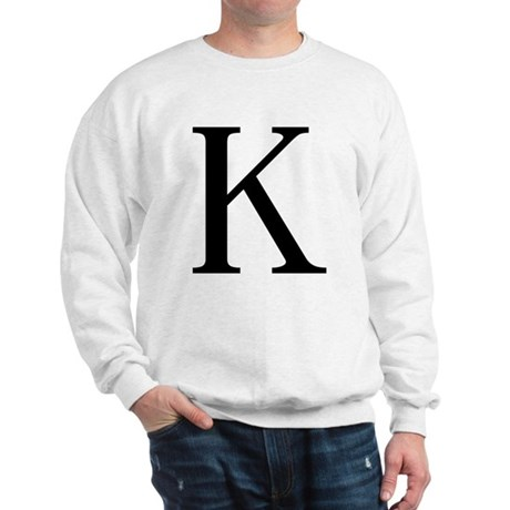 Kappa (Greek) Sweatshirt