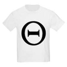 Theta (Greek) Kids T-Shirt