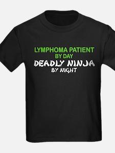 Lymphoma Patient Deadly Ninja T