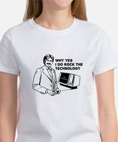Dudes Rock the Technology Tee