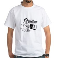 Dudes Rock the Technology Shirt
