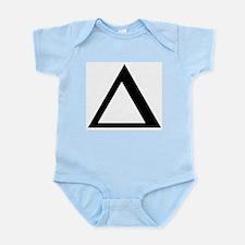 Delta (Greek) Infant Creeper