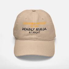 Leukemia Patient Deadly Ninja Baseball Baseball Cap