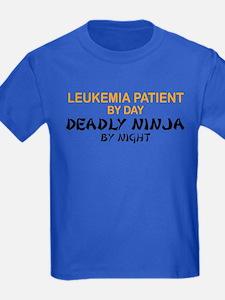 Leukemia Patient Deadly Ninja T