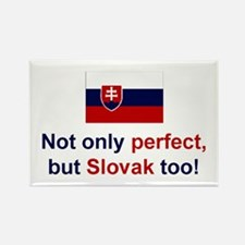 Perfect Slovak Magnet (3x2)