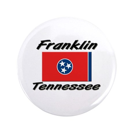 """Franklin Tennessee 3.5"""" Button"""