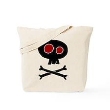 Cute Skull Tote Bag