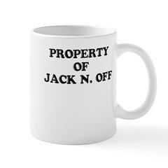 Jack N. Off Mug