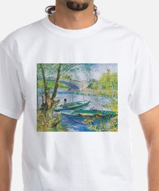 Van Gogh Fisherman and boats Shirt