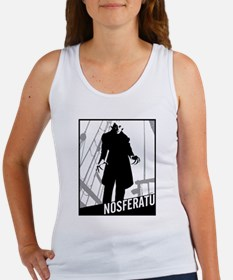 Nosferatu: Count Orlok Women's Tank Top
