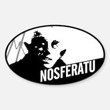 Nosferatu: Count Orlok Oval Decal