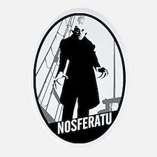 Nosferatu: Count Orlok Oval Ornament