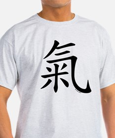 """Chi"" Chinese Calligraphy T-Shirt"