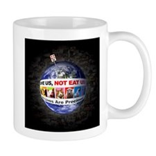 Earth liberation front Mug