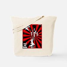 Cool Meat is murder Tote Bag