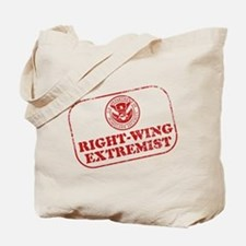 Right-wing Extremist Tote Bag