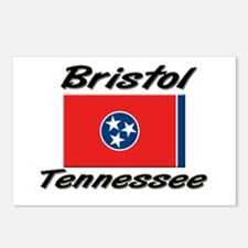 Bristol Tennessee Postcards (Package of 8)