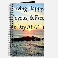 LIVING HAPPY Journal