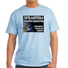 spearfish south dakota - greatest place on earth L