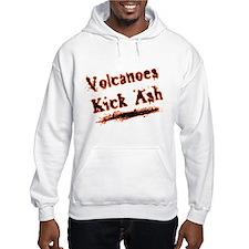 Volcanoes Kick Ash Hoodie