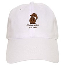 Always Protect Your Nuts Baseball Cap