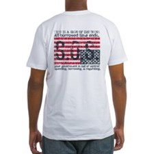 American Distress Shirt