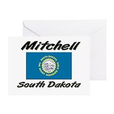 Mitchell South Dakota Greeting Card
