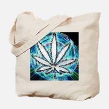 Unique Pothead Tote Bag