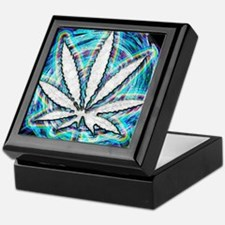 Unique Marijuana legalization Keepsake Box