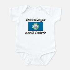 Brookings South Dakota Infant Bodysuit