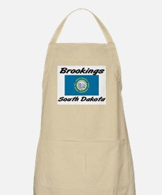 Brookings South Dakota BBQ Apron