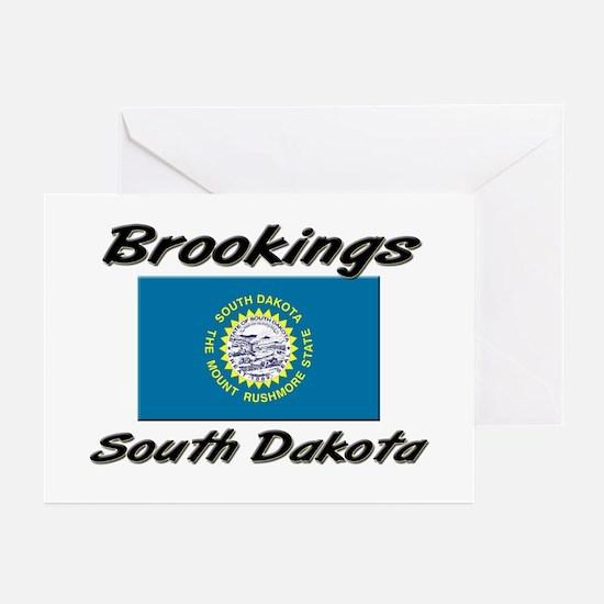 Brookings South Dakota Greeting Cards (Pk of 10)