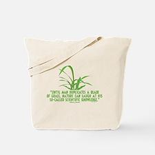 Edison Nature Quote Tote Bag