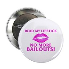"Read My Lipstick 2.25"" Button (100 pack)"