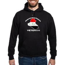 Iraqi Freedom Vets Pride Wear Hoodie
