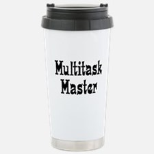 Multitask Master Stainless Steel Travel Mug