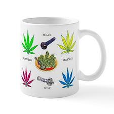 weed 3445 Mugs