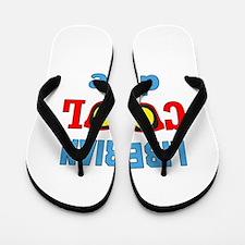 Liberian Cool Dude Flip Flops