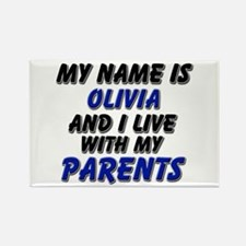 my name is olivia and I live with my parents Recta