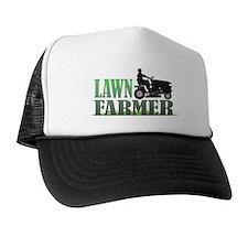 Lawn Farmer Trucker Hat