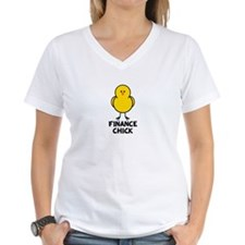 Finance Chick Shirt