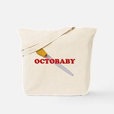 OCTOBABY Tote Bag