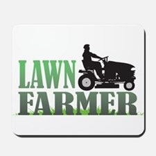 Lawn Farmer Mousepad