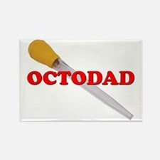 OCTODAD Rectangle Magnet