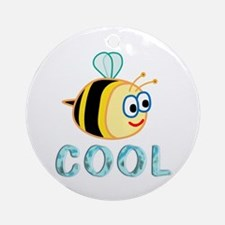 Be Cool Ornament (Round)