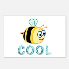 Be Cool Postcards (Package of 8)