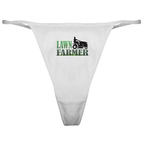 Lawn Farmer Classic Thong