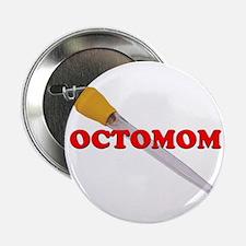 """OCTOMOM 2.25"""" Button"""
