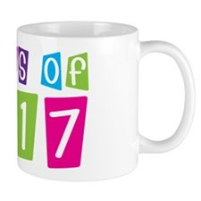 Colorful Class Of 2017 Mug
