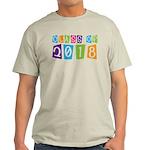 Whimsical Class Of 2018 Light T-Shirt